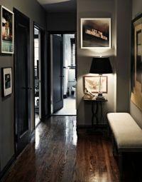 1000+ ideas about Grey Hallway on Pinterest | Hallway Coat ...