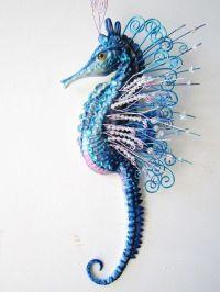 The 25+ best ideas about Seahorse Art on Pinterest ...