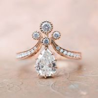 25+ Best Ideas about Vintage Engagement Rings on Pinterest ...
