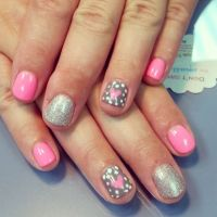 1000+ ideas about Baby Shower Nails on Pinterest | Baby ...