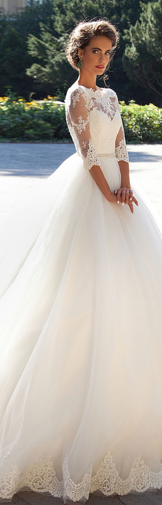 winter wedding dresses winter wedding dresses Stunning Long Sleeve Wedding Dresses