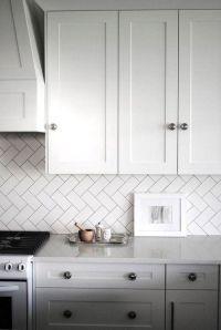 25+ Best Ideas about Herringbone Subway Tile on Pinterest ...