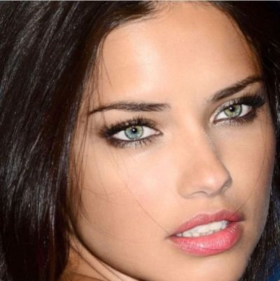 1000+ ideas about Adriana Lima No Makeup on Pinterest | Adriana lima without makeup, Adriana ...