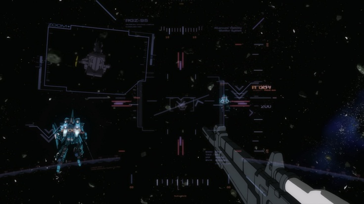 Unicorn 3d Wallpaper Cockpit Ui From Gundam Unicorn Cockpit Pinterest