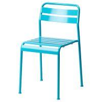 ikea metal chair   Furniture   Pinterest   Turquoise ...