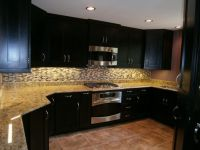 25+ best ideas about Restaining Kitchen Cabinets on