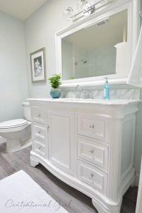 17 Best ideas about Grey White Bathrooms on Pinterest ...
