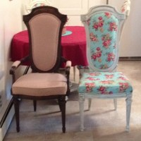 1000+ images about shabby chic chairs on Pinterest ...
