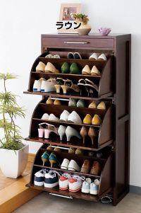 25+ best ideas about Shoe racks on Pinterest | Shoe rack ...