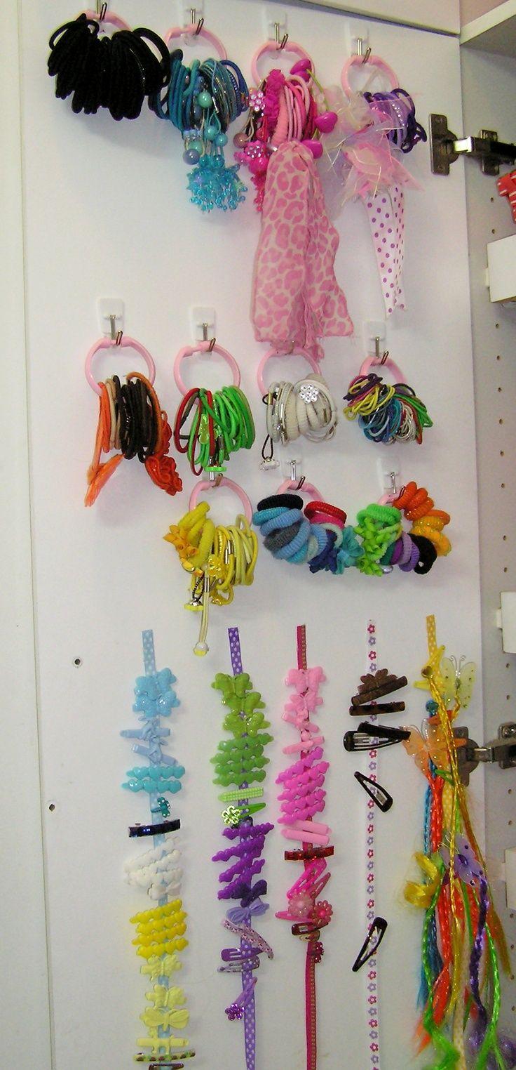 1000 Ideas About Organize Headbands On Pinterest