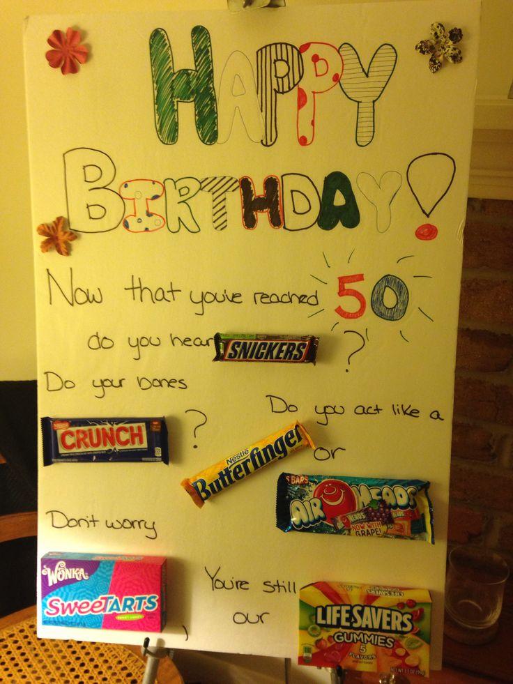 Easy Homemade Birthday Gift Ideas For