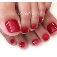 25+ best ideas about Gold Toe Nails on Pinterest | Simple ...