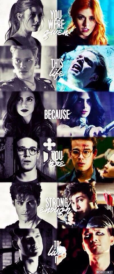The Infernal Devices Quotes Wallpaper Http Weheartit Com Entry 230984968 Shadowhunters Tv