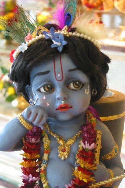 Indian Cute Child Wallpapers Bal Krishna Gorgeous Krishna Consciousness