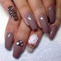 25+ best ideas about Pointed nail designs on Pinterest ...