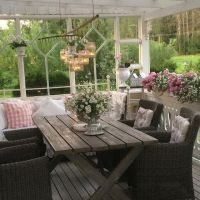 25+ best ideas about Shabby chic patio on Pinterest