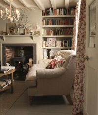 25+ best Cozy home library ideas on Pinterest