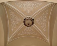 1000+ images about Groin Ceilings on Pinterest | Painted ...