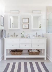25+ best ideas about White Vanity Bathroom on Pinterest ...