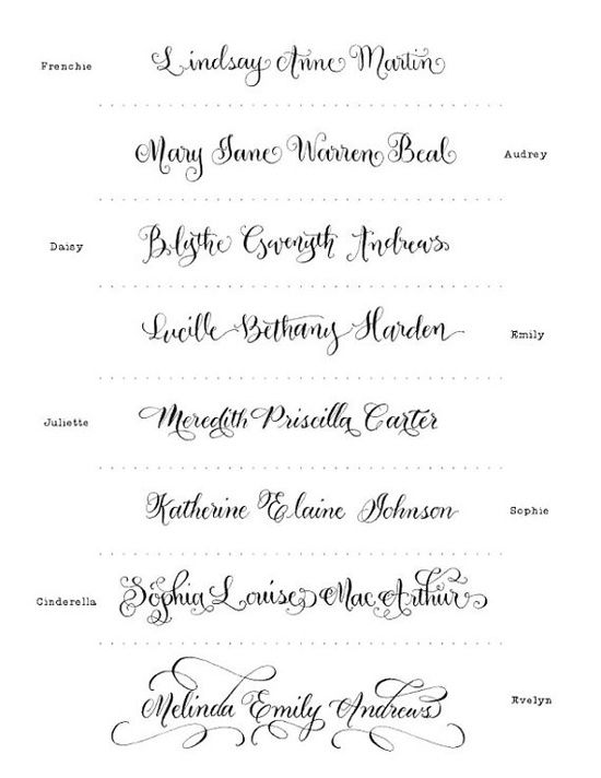 Invitation Handwriting Font 17+ Images About Fun With Fonts On Pinterest | Typography