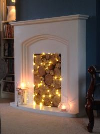 1000+ ideas about Fake Fireplace Mantles on Pinterest ...