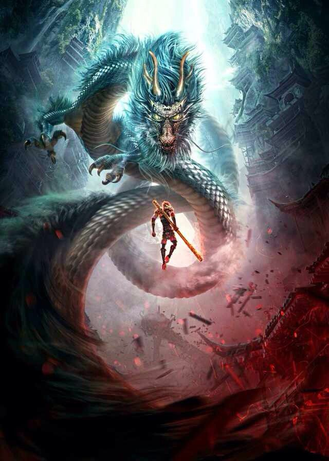 Dbz Wallpaper Iphone 6 41 Best Images About Monkey King Hero Is Back Sun Wukong
