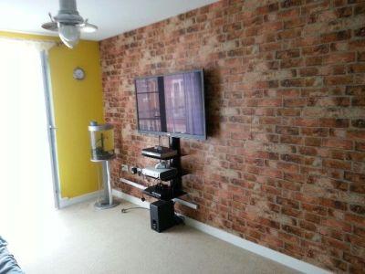 Best 10+ Textured Brick Wallpaper ideas on Pinterest   Brick wallpaper, Brick walls and Red ...