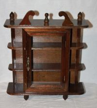 Small Curio Cabinet Wall Mounted - WoodWorking Projects ...