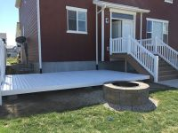 How to Build a Simple DIY Deck on a Budget | More Decks ...