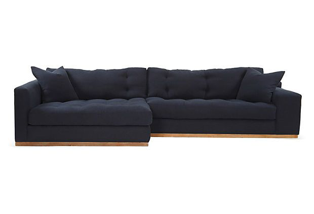 Double Chaise Sectional Double Chaise Lounge Sectional Sofa - Woodworking Projects