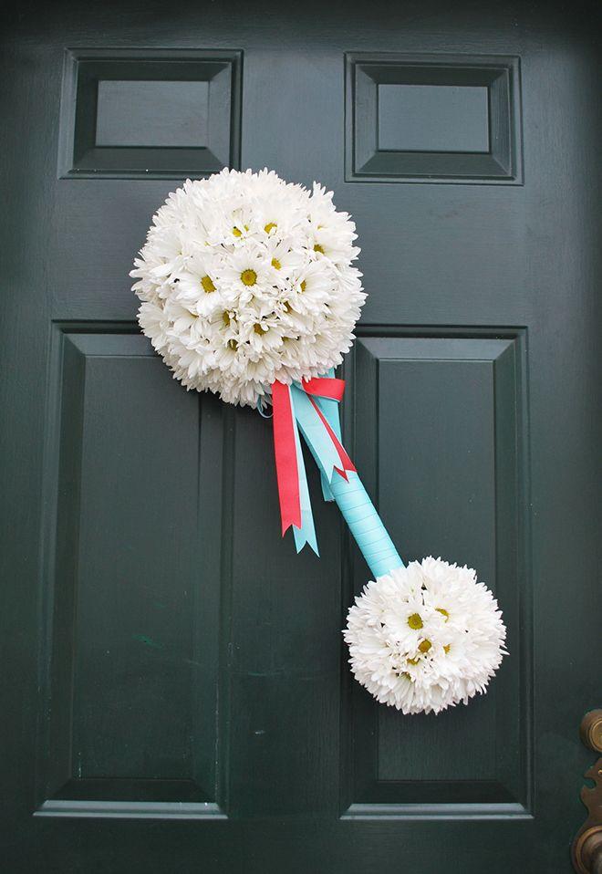 25+ best ideas about Baby Door Decorations on Pinterest
