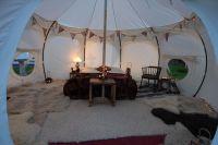 Lotus Belle Tents via Etsy | Glamping | Pinterest ...