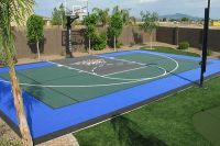 1000+ ideas about Backyard Basketball Court on Pinterest ...