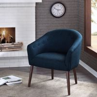 1000+ ideas about Blue Accent Chairs on Pinterest | Blue ...
