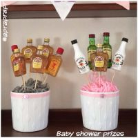 DIY - baby it's cold outside baby shower theme - prizes ...