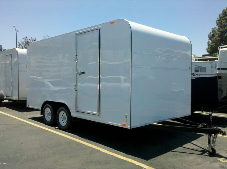 11 Best Images About Toy Hauler Enclosed Cargo Trailers