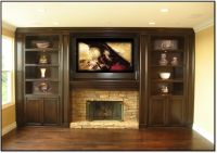 Best 25+ Entertainment center with fireplace ideas on ...