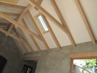 exposed trusses ceiling - Google Search | Exposed Roof ...