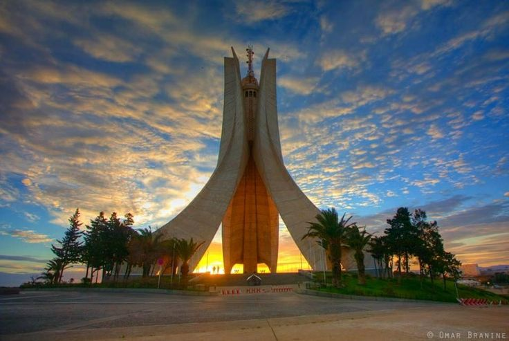 Shahid Wallpaper Hd Monument Des Martyrs Alger Mes Voyages Alger