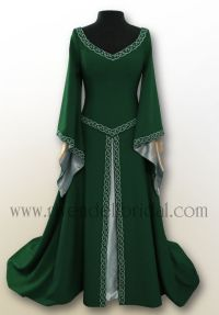 25+ best ideas about Celtic dress on Pinterest | Medieval ...