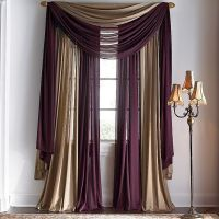 25+ best ideas about Layered curtains on Pinterest ...