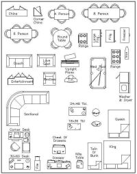 Free Printable Furniture Templates | furniture template ...