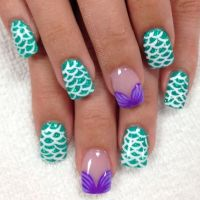 25+ best ideas about Birthday Nail Designs on Pinterest