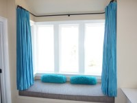 38 best images about Bay windows with curtains on ...