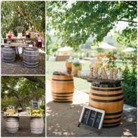 Wine Barrel Cabinet Plans