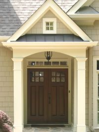 34 best images about Porticos on Pinterest   House, Entry ...