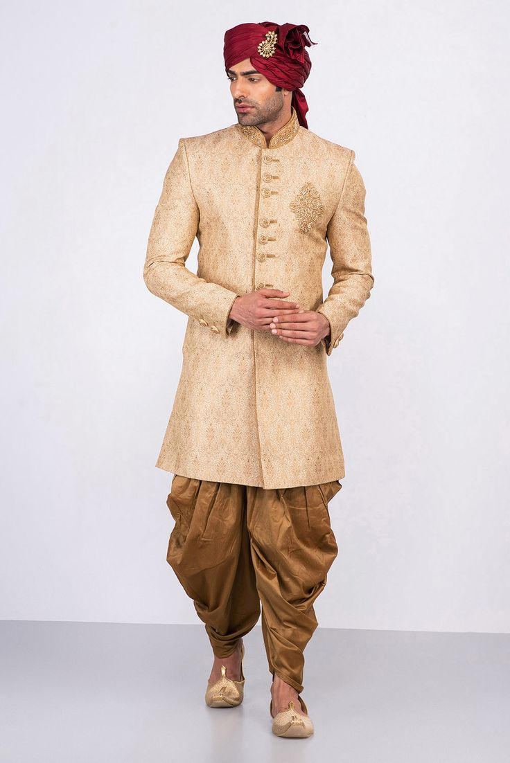 25+ best ideas about Indian groom wear on Pinterest