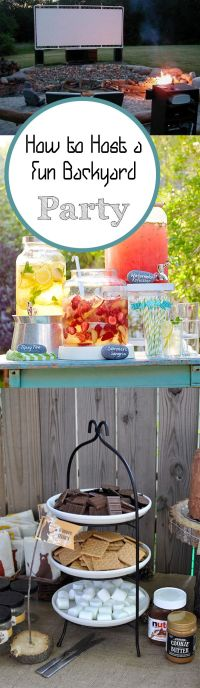 25+ best ideas about Outdoor Parties on Pinterest ...