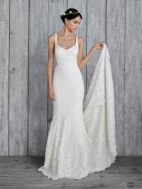 17 Best ideas about Simple Wedding Gowns on Pinterest ...
