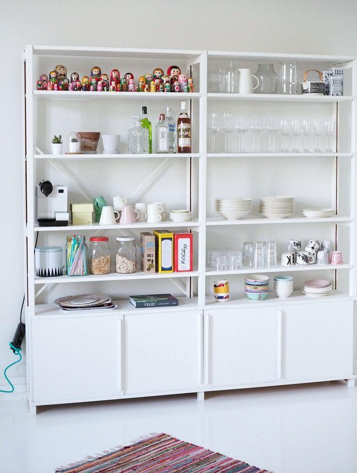 The 25 Best Ikea Ivar Shelves Ideas On Pinterest
